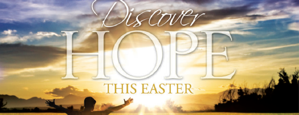 Discover Hope This Easter!